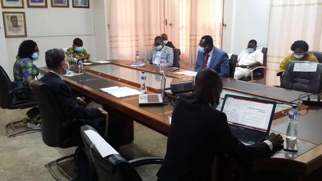 Droits de l'homme : la CNDH du Togo en atelier diagnostic et de cadrage en vue de l'élaboration de son plan stratégique 2020-2025