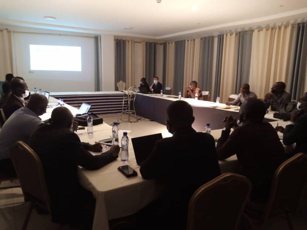 Le projet de Plan stratégique de la CNDH : les membres et le personnel technique valident le document