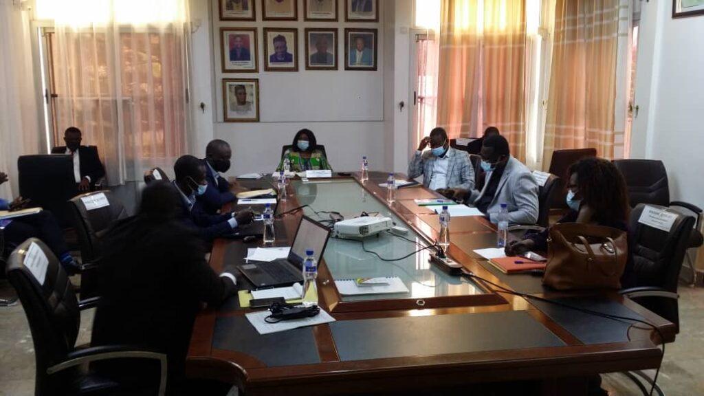 Projet de plan stratégique : la CNDH en séance technique tripartite pour la relecture
