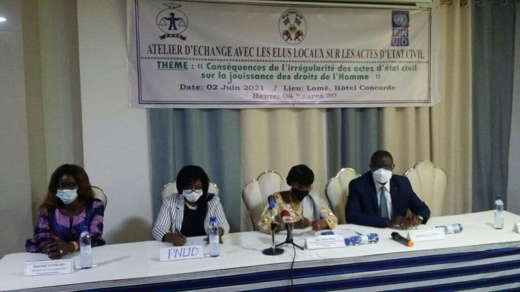 Actes d'état civil : la CNDH engage les élus locaux dans l'amélioration du système d'enregistrement des actes