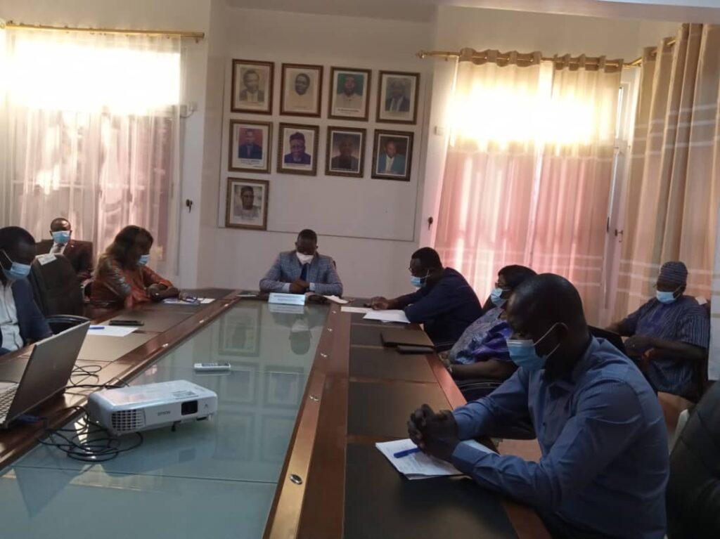 3ième cycle de l'EPU du Togo : le rapport complémentaire de la CNDH validé