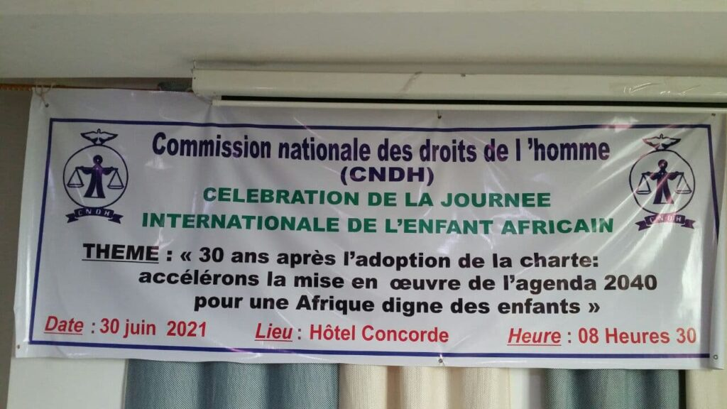 Journée de l'enfant africain : la Charte africaine des droits et du bien-être de l'enfant et l'agenda 2040 pour une Afrique digne des enfants au centre d'une journée de réflexion de la CNDH